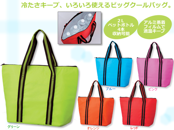 欲しい大きなバッグ説明イメージ