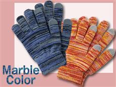 カモフラ2色・スマホ手袋