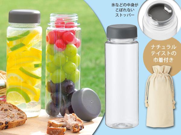 健康的なボトル説明イメージ