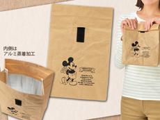 保冷温キャラクター封筒型バッグ