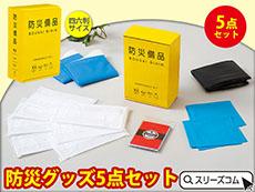 辞書型防災セット(単行本サイズ 黄色本)