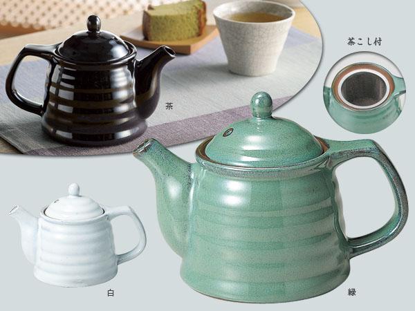 何茶でも使えるティーポット説明イメージ