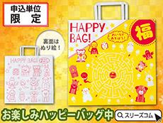 福袋用袋単品:楽しめるバッグキッズ迷路