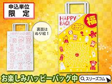 福袋用袋単品:楽しめるバッグキッズ迷路(小)
