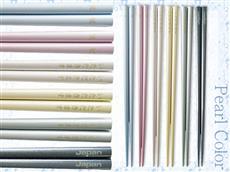 【名入れ対応】パールの輝き塗り箸(日本製)