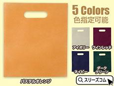 5色 不織布書類バッグ(小)